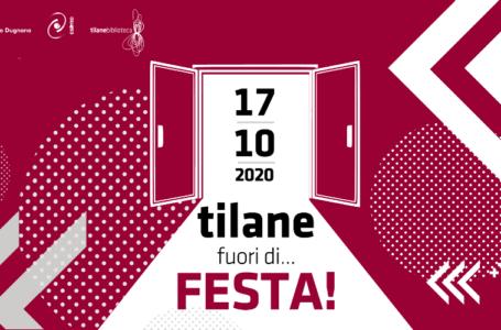 Tilane è fuori… di festa! 17 ottobre 2020